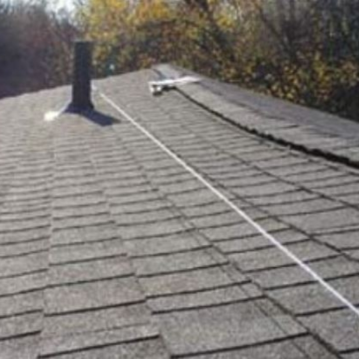 Sagging Roof